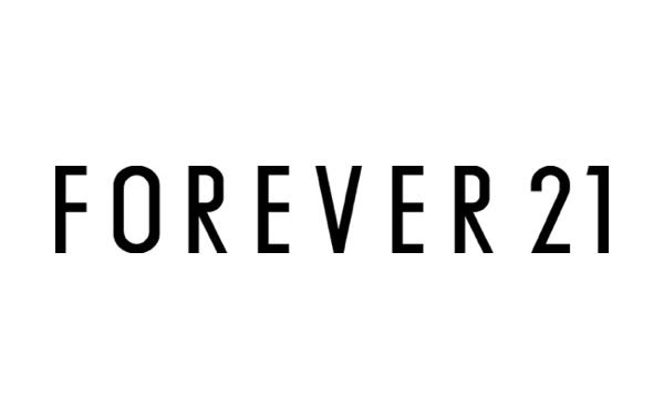 Forever 21 application